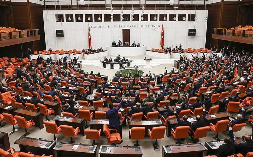 Türkiyə parlamenti Xocalı soyqırımı ilə bağlı bəyanat yayıb