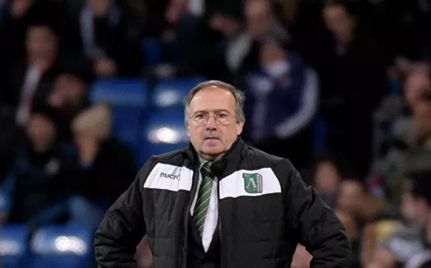 Названо имя нового главного тренера сборной Болгарии по футболу