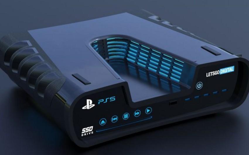 """""""PlayStation 5""""in dizaynı internetə sızdırılıb"""