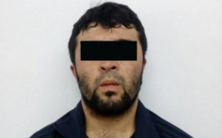 MDB məkanında mayın 9-da terror aktları hazırlayan silahlı saxlanılıb