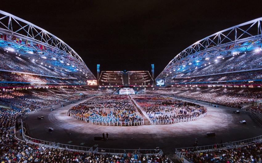 Sidney olimpiadasında qazanılmış nailiyyətin 20 illiyi qeyd olundu
