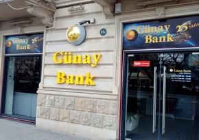 Günay Bank mənfəətini 62% artırıb