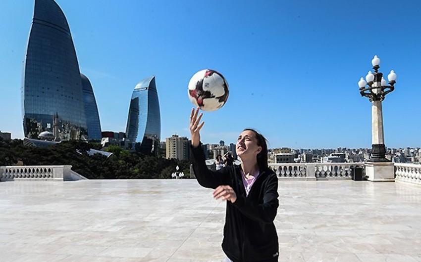 UEFA Azərbaycan millisinin üzvü ilə bağlı yazı dərc edib  - VİDEO