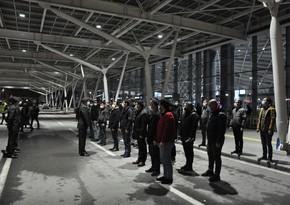 Азербайджанские саперы прошли спецподготовку в Турции