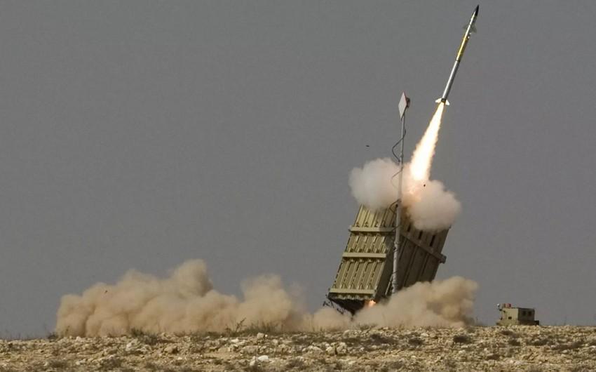 Израиль подвергся ракетному обстрелу с территории Ливана