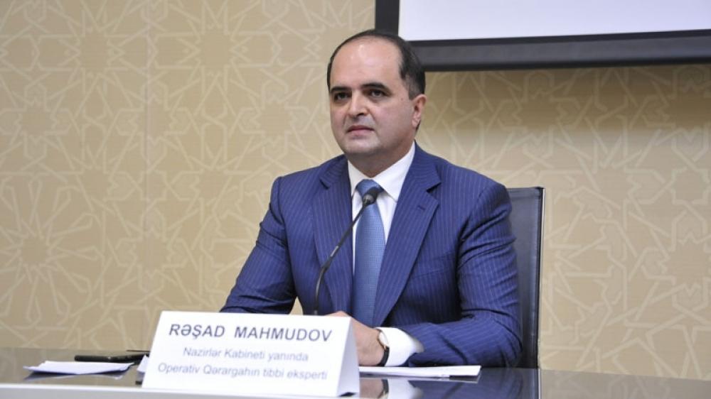 Rəşad Mahmudov