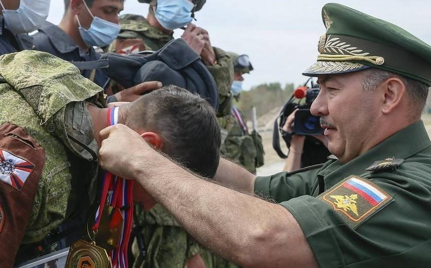 Rusiyalı general 100 min dollar rüşvət almaqda ittiham olunur