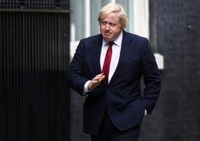 Boris Conson: Ötən gün Britaniyada vaksinasiyada rekord göstərici qeydə alınıb