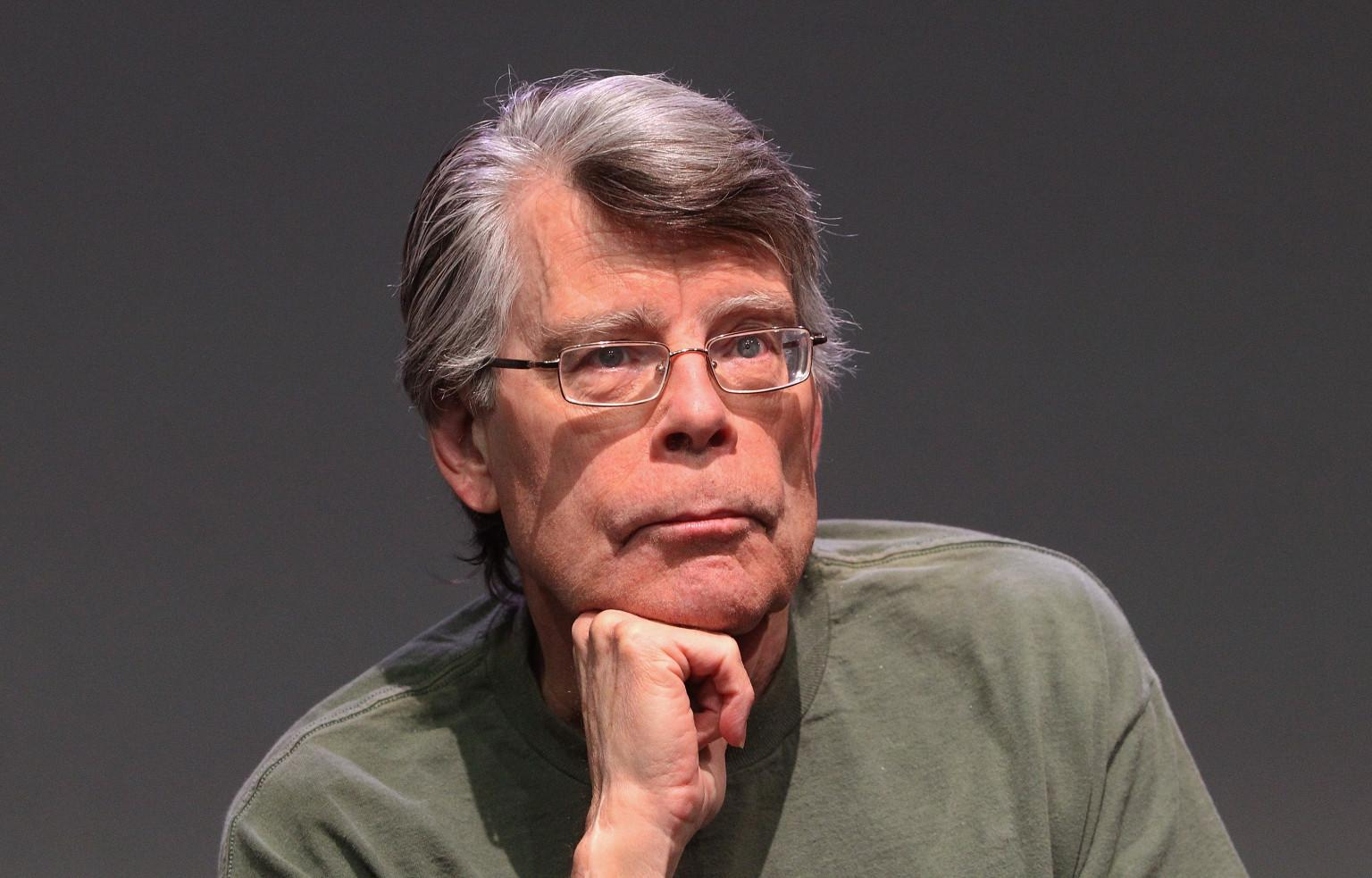 Stephen King: Trump's access to nuclear button is worse than any of my books