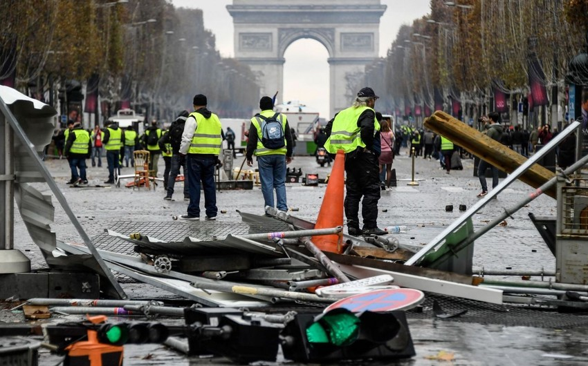 French government advises organizers not to hold protest march