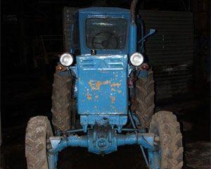 Житель Гусарского района трагически погиб, попав под колеса трактора
