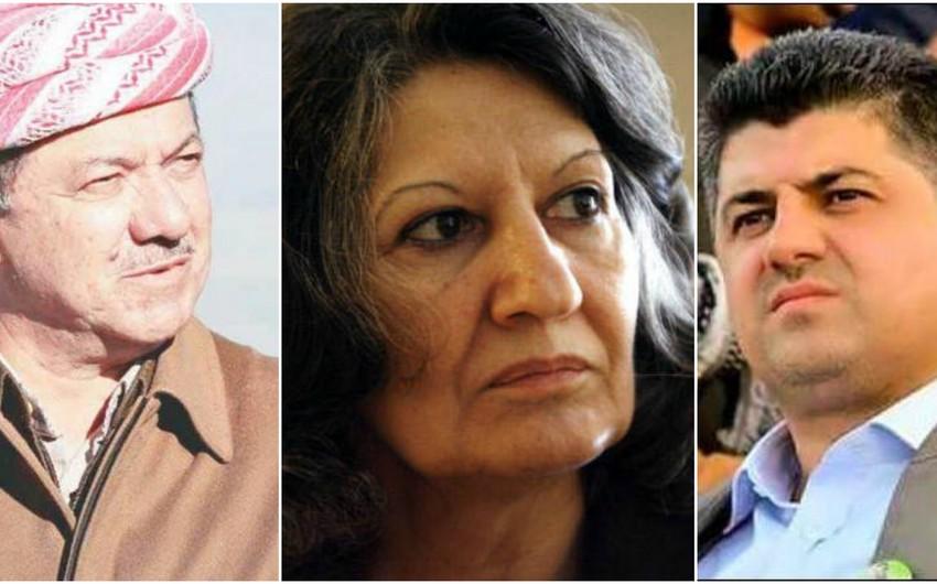 İraqın keçmiş prezidentinin ailəsi Məsud Barzaninin istefasını tələb edir