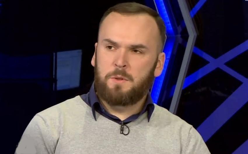 """Ukraynalı hərbi ekspert: """"Azərbaycan torpaqlarını işğaldan azad edib"""""""