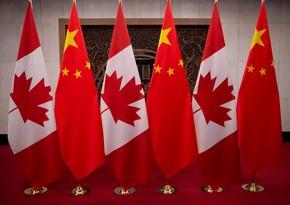 Канада отказалась от создания зоны свободной торговли с Китаем