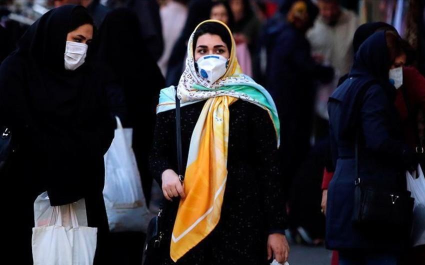 İranda 116 nəfərin koronavirusdan öldüyü iddia edilir