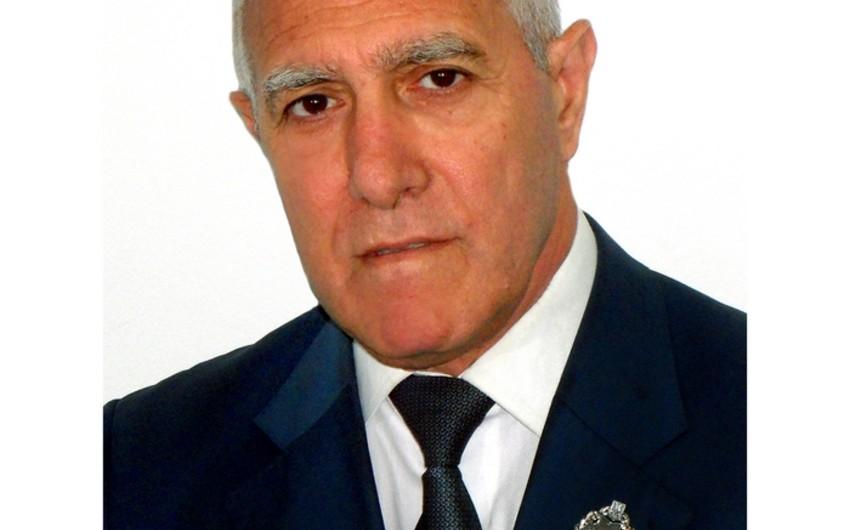 Azərbaycanlı alim Ukrayna Elmlər Akademiyasının həqiqi üzvü seçilib