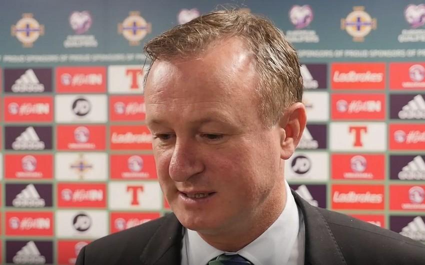 Главный тренер сборной Северной Ирландии рассказал о матче с Азербайджаном