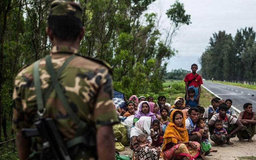 ABŞ Kanada və Aİ-nin törədilən vəhşiliklərə görə Myanmaya qarşı sanksiyalarını dəstəkləyib