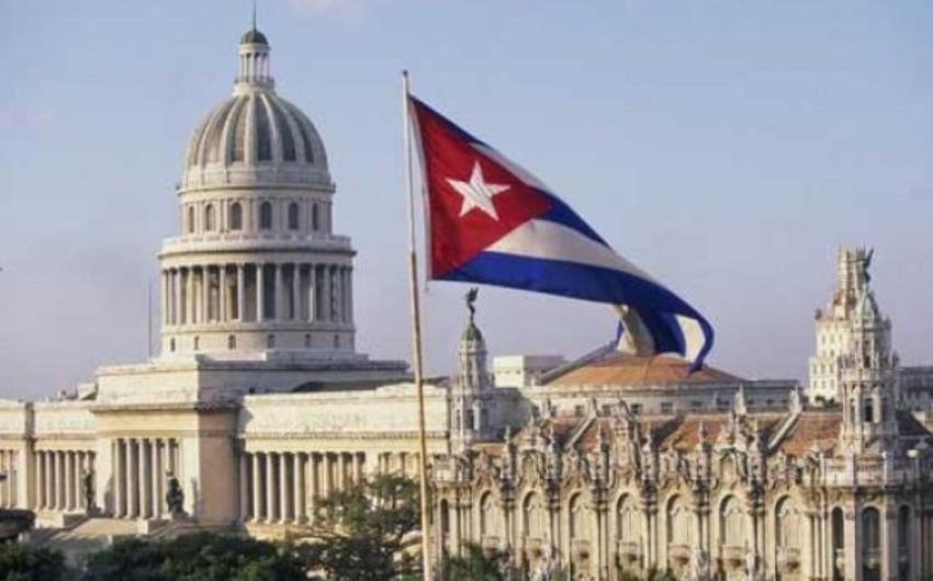 Kuba parlamenti oktyabrın 10-da ölkə prezidentini seçəcək