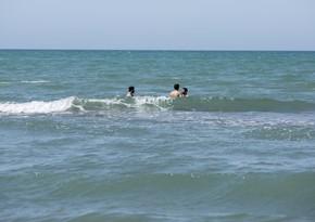 Пляжи в Азербайджане открываются с 10 июня