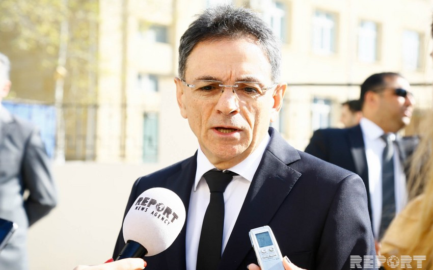 Глава СГБ Мадат Гулиев проголосовал на президентских выборах в Азербайджане