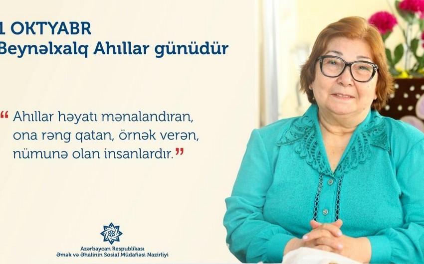 В Азербайджане около 400 тысяч пожилых граждан