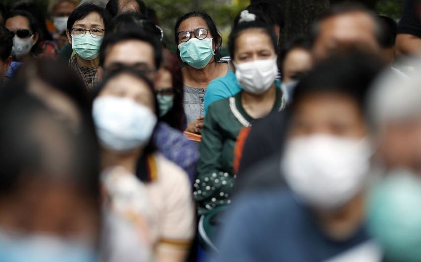 Çində 62 793 nəfər koronavirusdan sağaldı