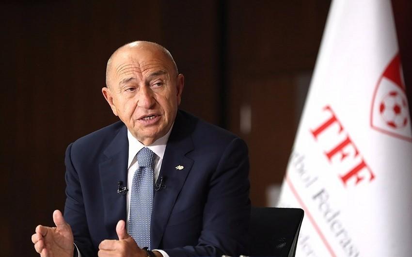 Nihat Özdemir: Azərbaycanda azarkeş üstünlüyü bizim tərəfimizdə olacaq