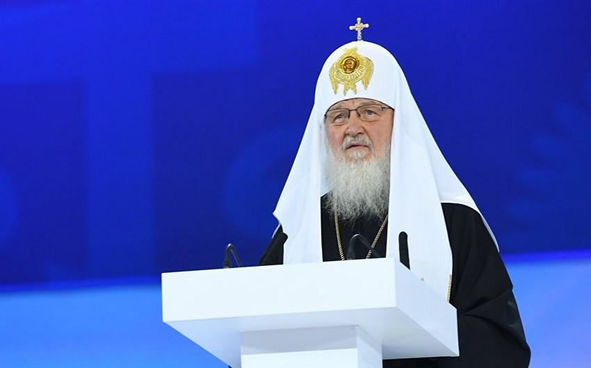 Патриарх Кирилл: Мы ценим многолетние отношения с Управлением мусульман Кавказа