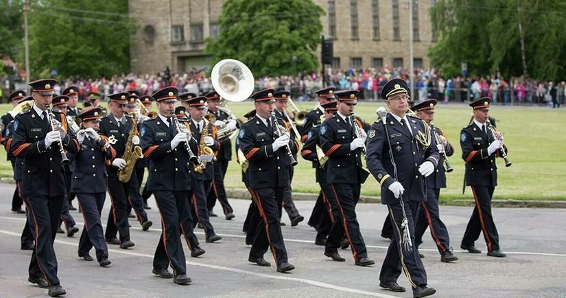 Эстонская армия сократит военный оркестр ради экономии