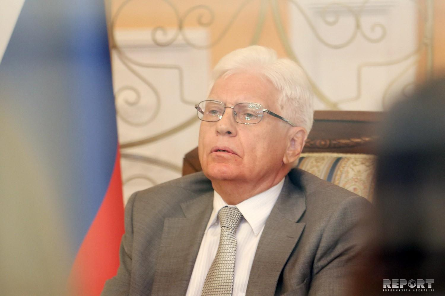 Ambassador: Azerbaijan and Russia are expected to sign a set of documents