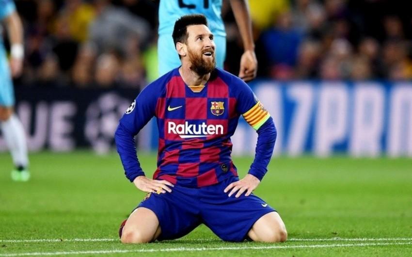 KİV: Lionel Messi Barselonanı tərk edir