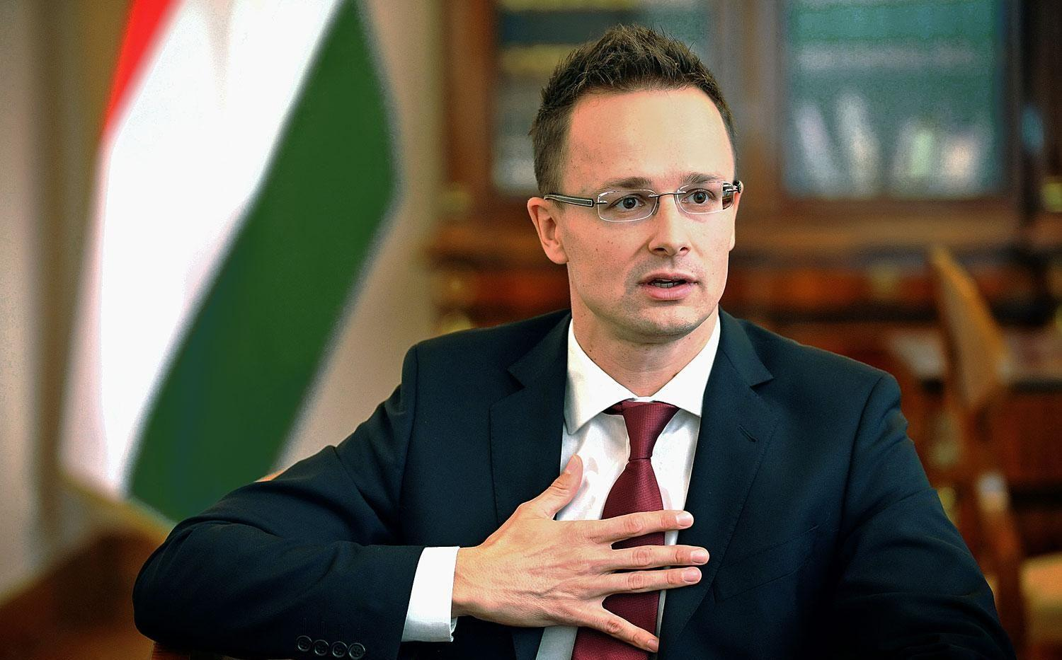 Hungarian FM: Azerbaijan will play a  key role in Europe's energy security