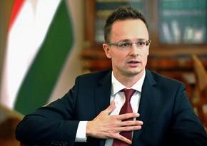 Глава МИД Венгрии: Азербайджан сыграет очень важную роль в энергобезопасности Европы
