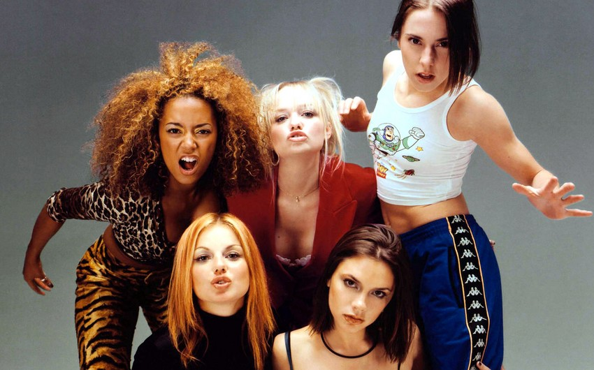 Spice Girls qrupu 2018-ci ildə yenidən fəaliyyətə başlayacaq