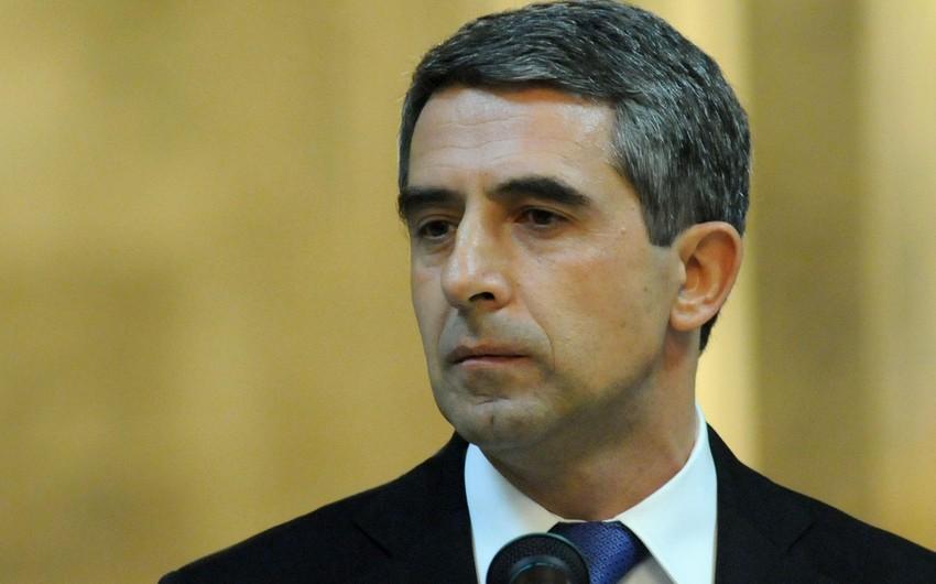 Bolqarıstan prezidenti Azərbaycana gələcək
