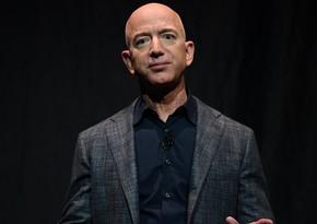 Безос в 2020 году продал акции Amazon более чем на $7 млрд