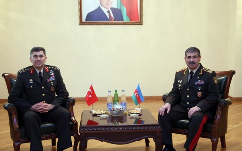 Turkish Land Forces Commander: Our cooperation cause practice and benefit to Armed Forces of both countries