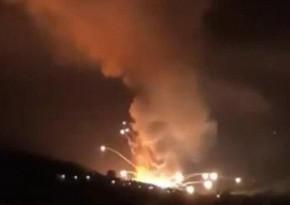 В Сербии произошли взрывы на складе боеприпасов оружейного завода
