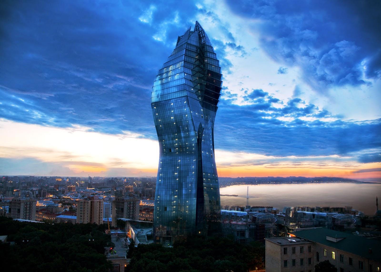 SOCAR Tower Amerika Mühəndislik Şirkətləri Şurasının mükafatına layiq görülüb