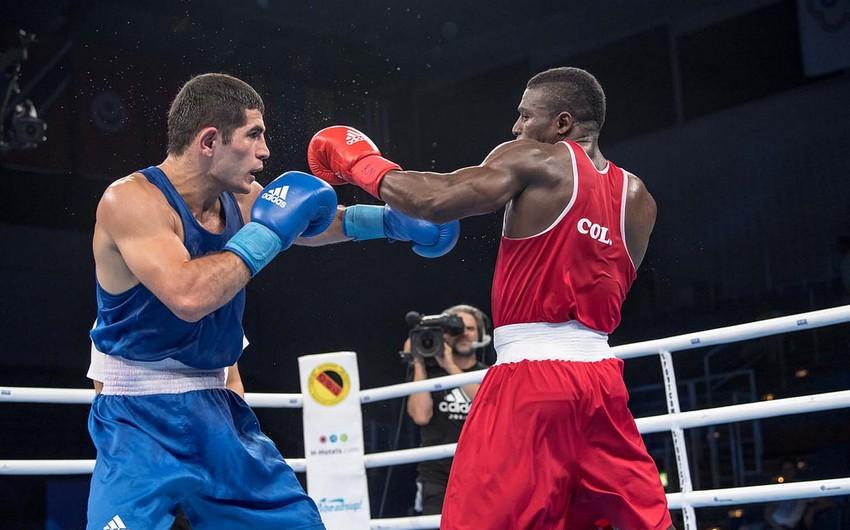 Azərbaycan boksçusu Kamran Şahsuvarlı dünya çempionatında yarımfinala yüksəlib