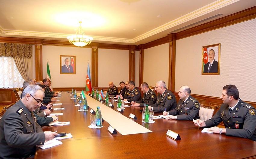 Azerbaijan and Iran expand military cooperation