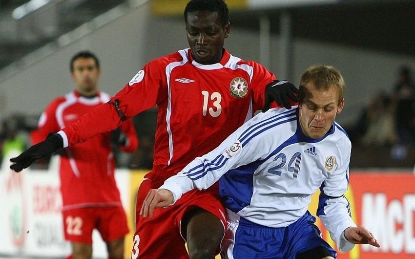 Nigeriyalı futbolçu Azərbaycana pasportunu yeniləməyə gəlir