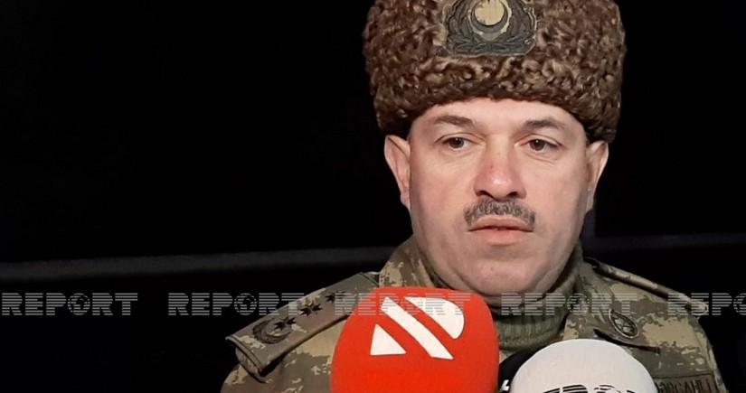 Минобороны: Подразделения ВС Азербайджана вошли в Кельбаджар с двух направлений