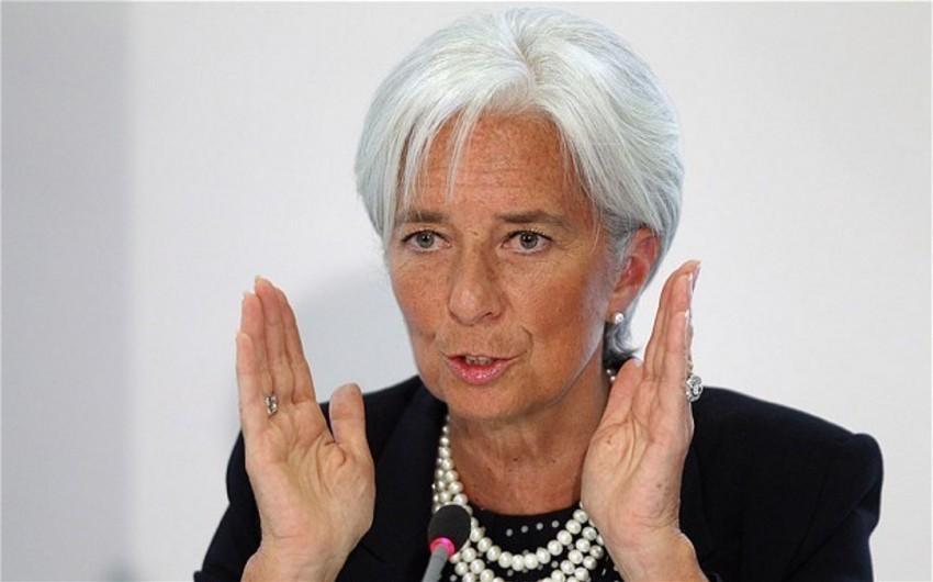 IMF rəhbəri dünya iqtisadiyyatına başlıca təhlükəni açıqlayıb