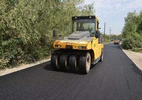 Президент выделил 13,5 млн манатов на строительство дороги в Геранбое