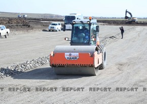 Foreign journalists review Fuzuli-Shusha Victory Road construction