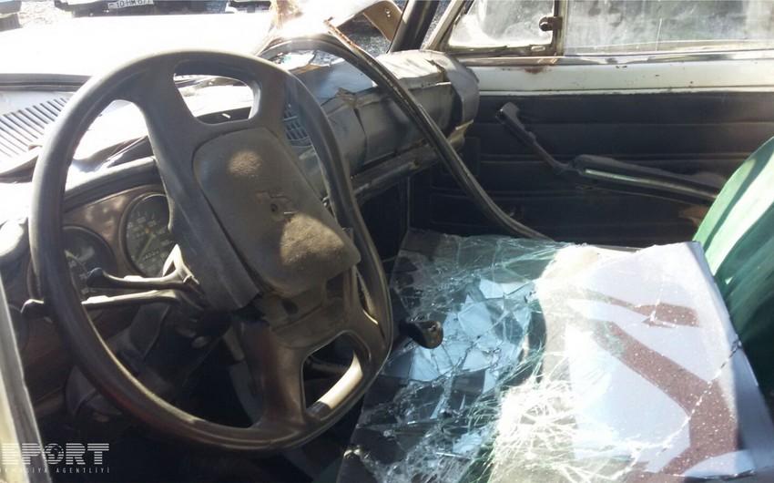 Попавший в аварию житель Кяльбаджара погиб, оставшись под колесами собственного автомобиля