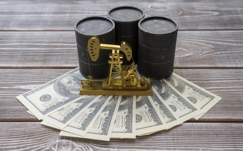 Azerbaijani oil price rises to $44.17