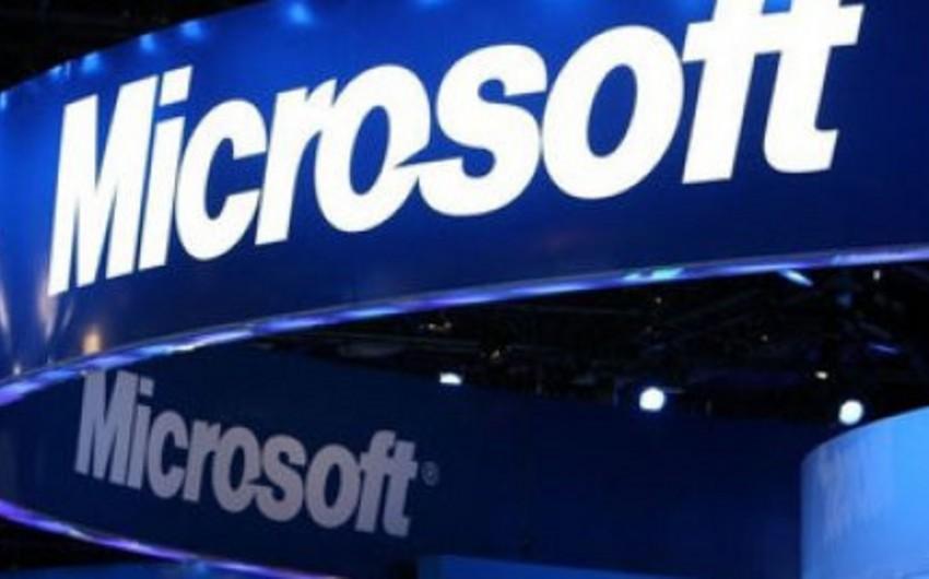 Microsoft-Azərbaycan şirkəti 50 min dollarlıq proqram təminatını pulsuz təqdim edəcək